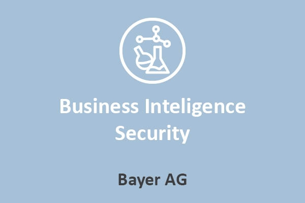 Bayer AG - Business Intelligence Security